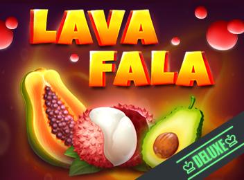 Lavafala Deluxe Slot