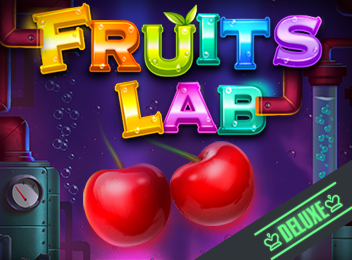 Fruits Lab Deluxe Slot