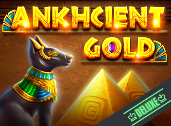 Ankhcient Gold Deluxe Slot