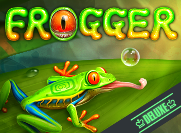 Frogger Deluxe Ring