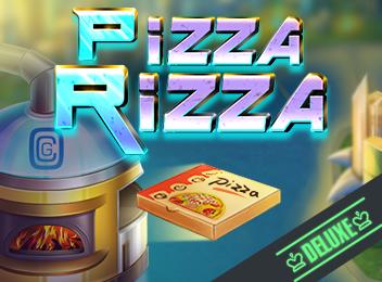Pizza Rizza Deluxe Ring