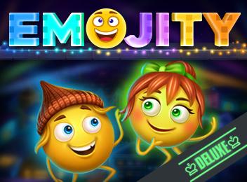 Emojity Deluxe Slot