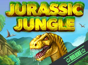 Jurassic Jungle Deluxe Slot